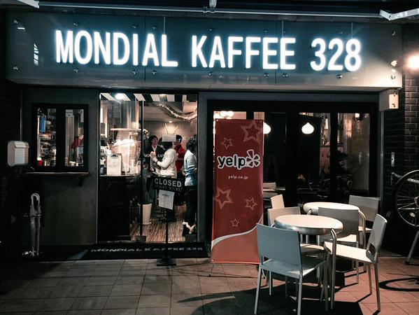 モンディアルカフェ328