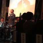 見城徹×堀江貴文×藤田晋トークライブ最後に語られた『3分31秒のスピーチ』