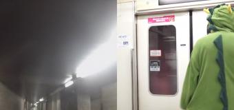 東京のリアルマリオ。Bダッシュは、電車より早かった!?